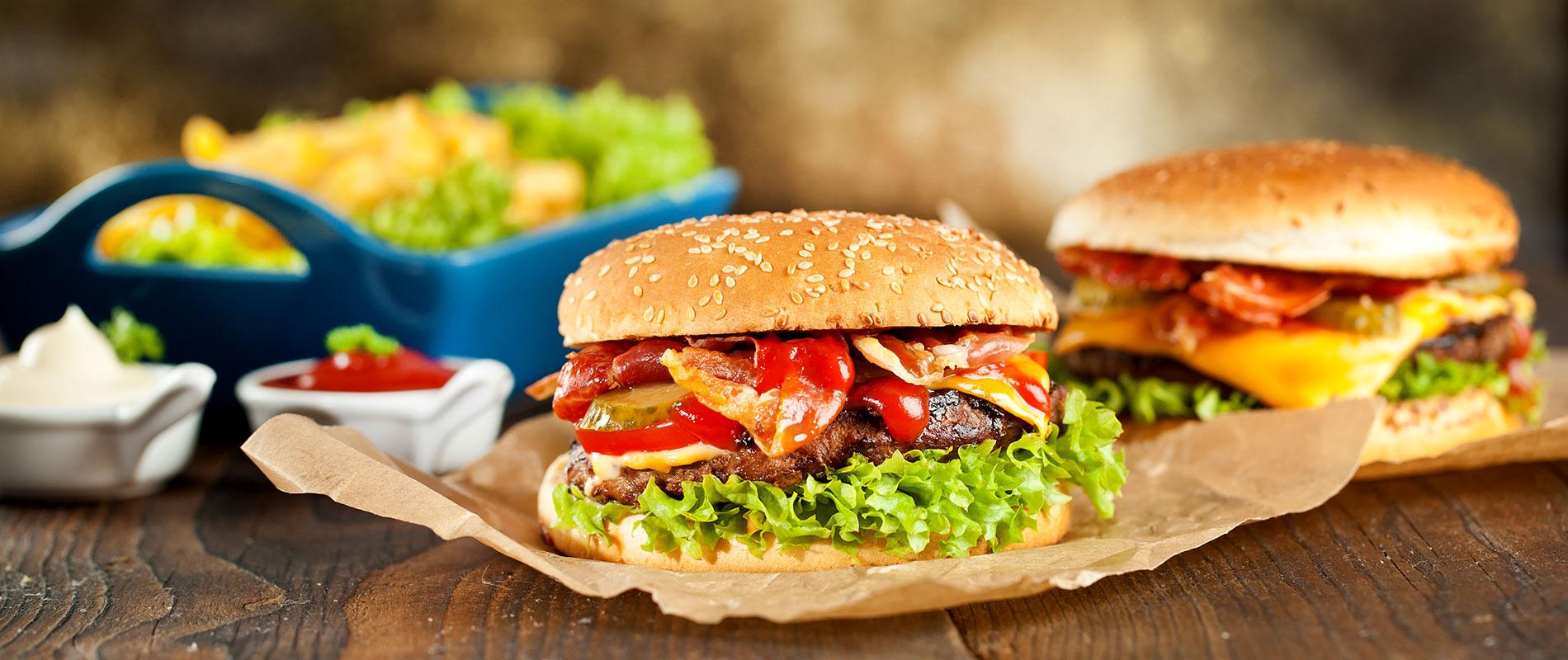 Fast-food à Nice